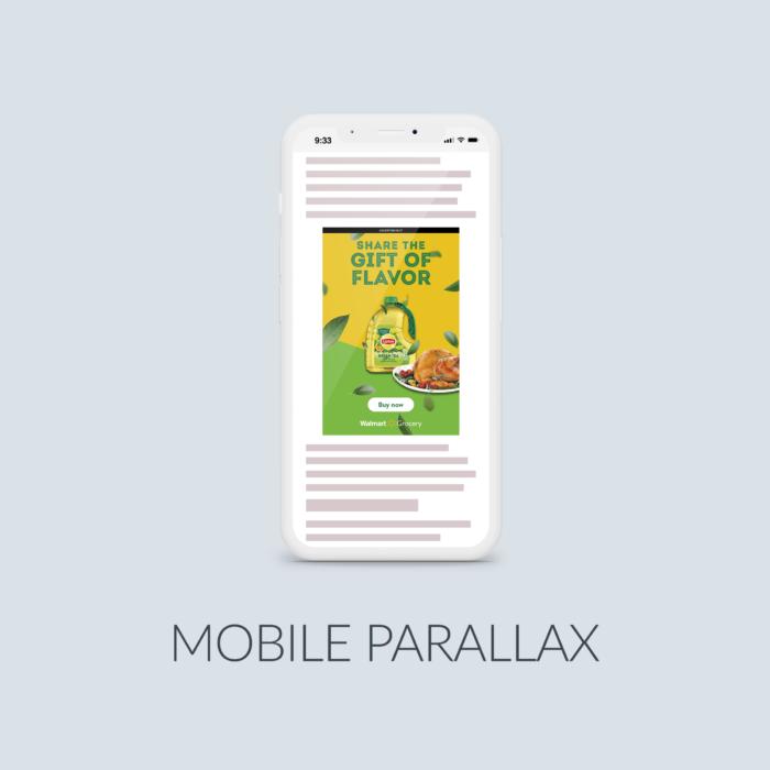 Cover Mobile Parallax