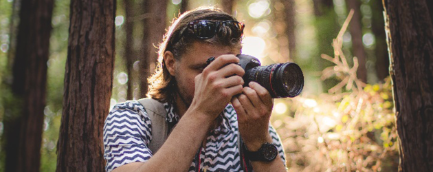 Friday Fives: Alex R. From Our Sales Team on Programmatic Growth and How He Uses His Camera Skills