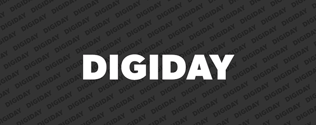 Digiday Publishing Summit: The Value of Connection