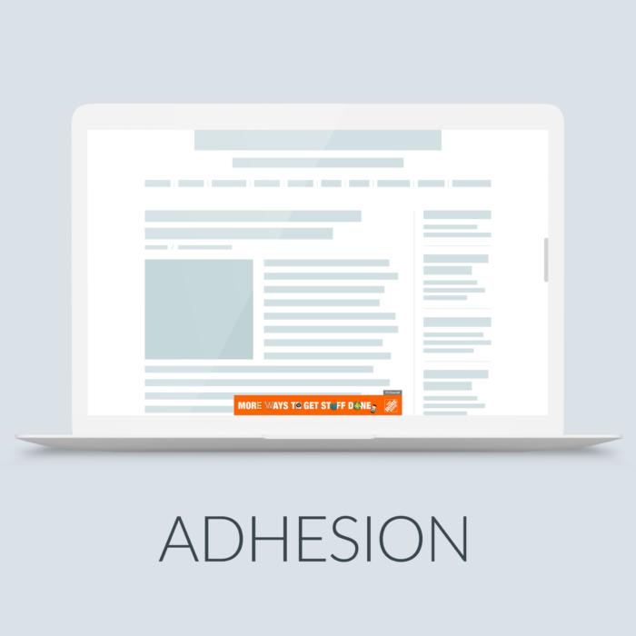 New Desktop Adhesion