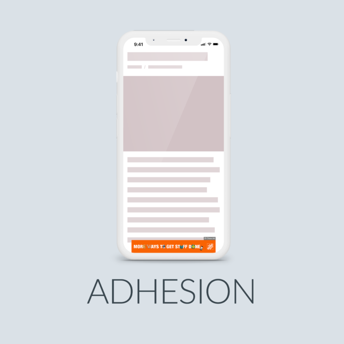 New Mobile Adhesion