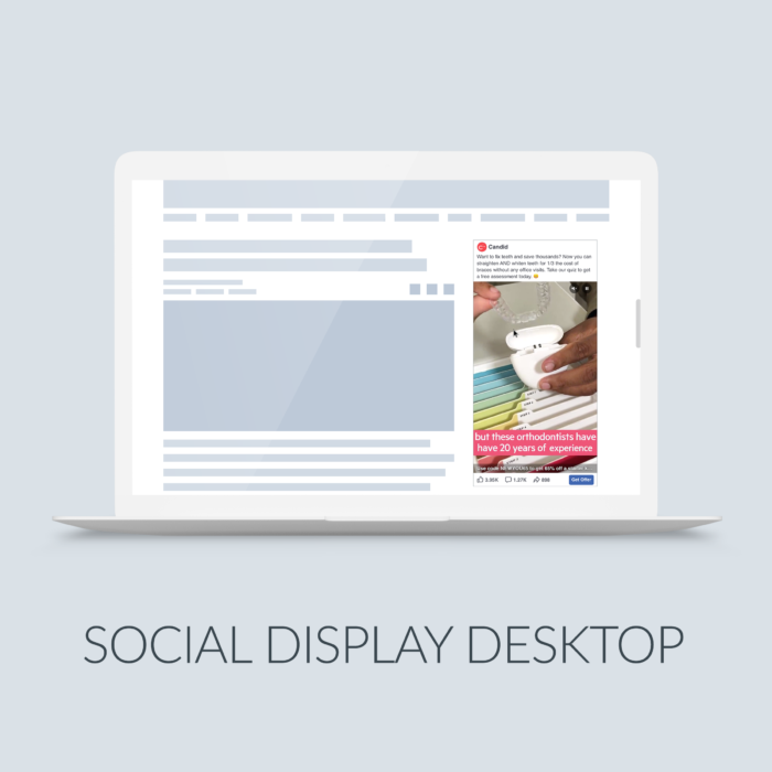 Cover Social Display Desktop