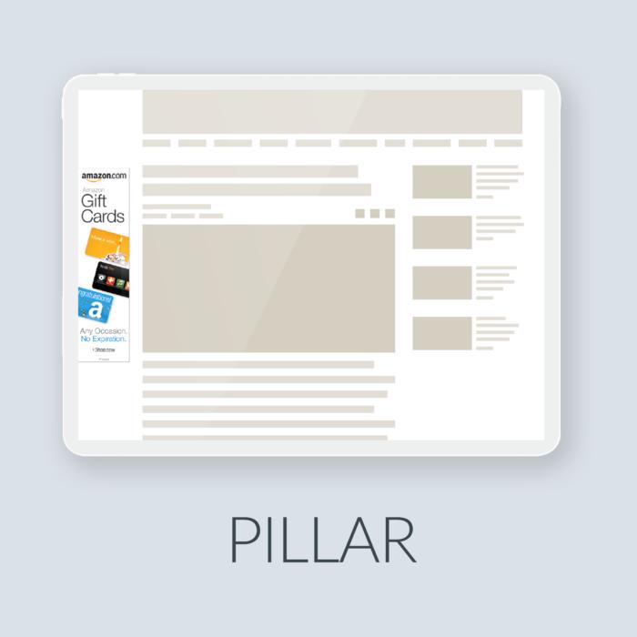 New Tablet Pillar