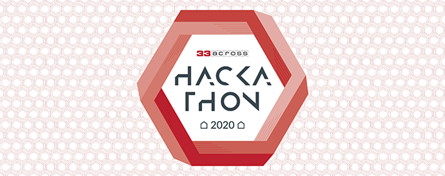 7th Annual 33Across Hackathon – The One Where We Stayed Home