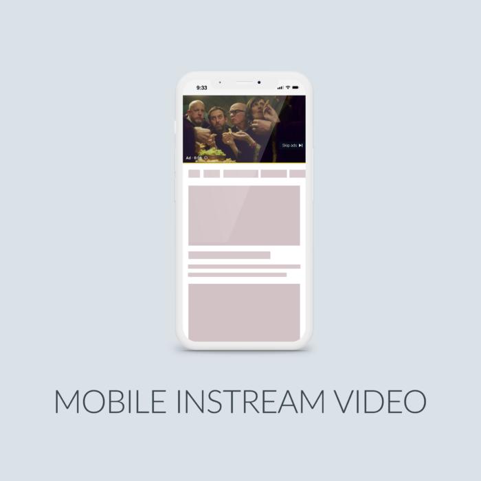 Cover Mobile Instream Video