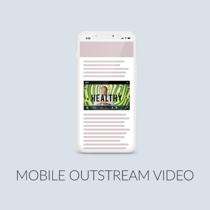 Cover Mobile Outstream Video